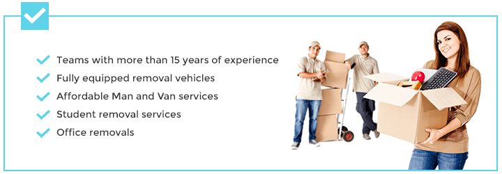 Professional Movers Services at Unbeatable Prices in Ruislip
